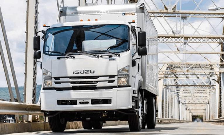Camión Isuzu F-Evolution