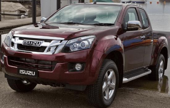 Pick-Up Isuzu D-MAX