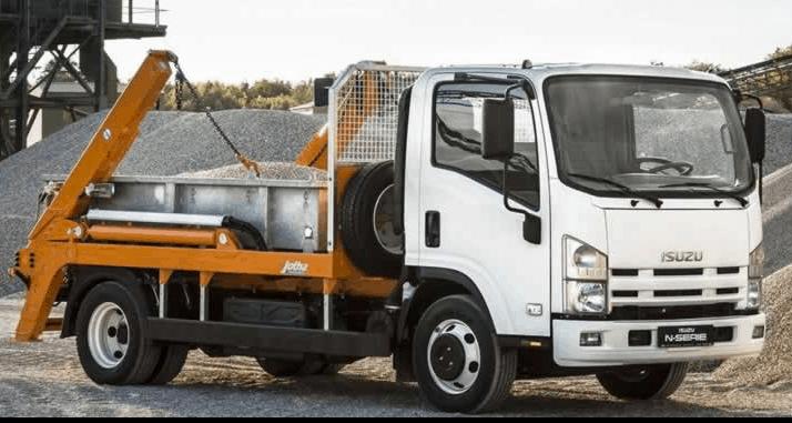 Camión Isuzu N-Evolution